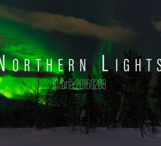 Northern Lights - Kiruna